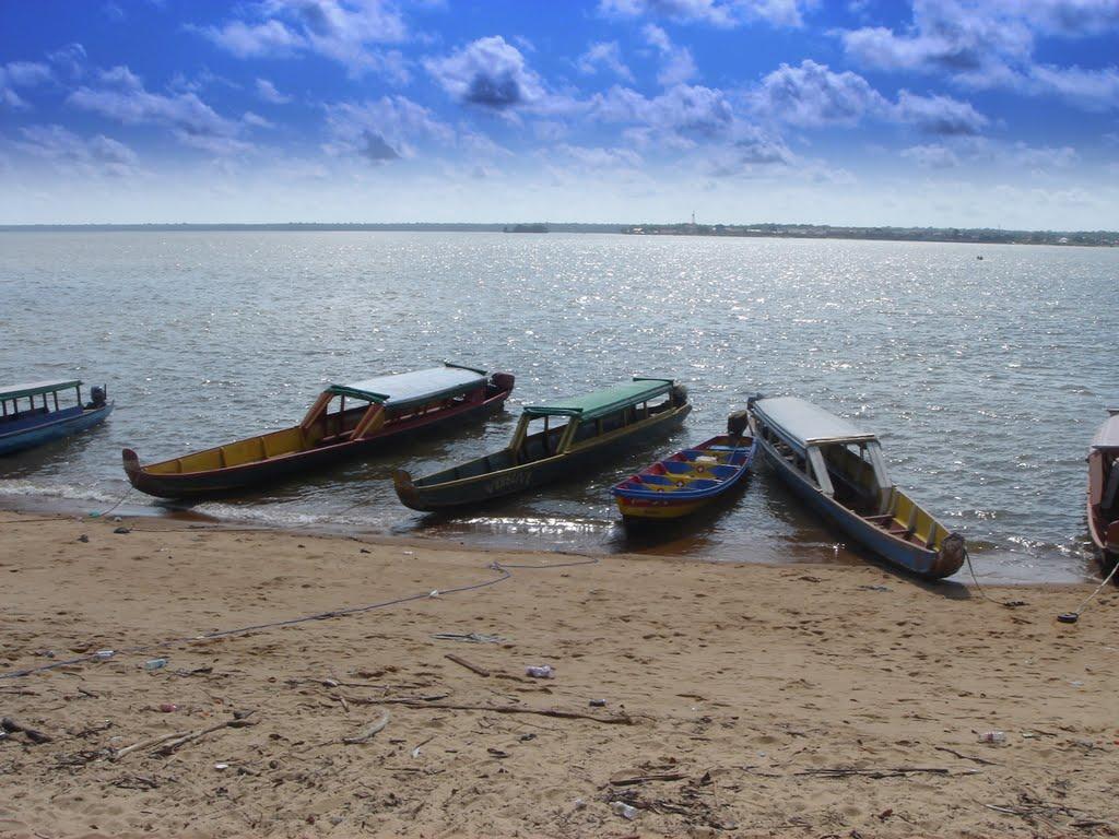 Albina, Surinam