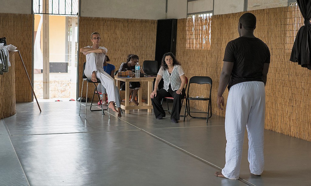 atelier comedien - TEK Guyane