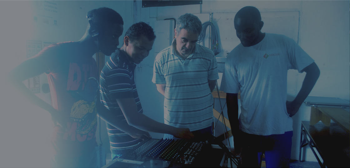Venez étudier au TEK Guyane - Formation de comédien - Formation de technicien de spectacle vivant