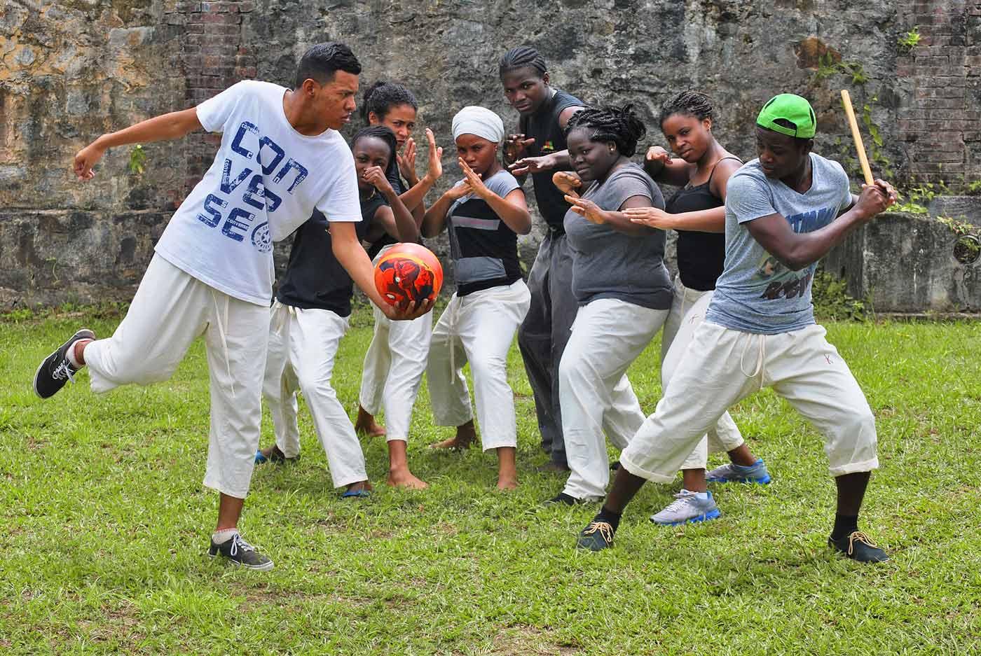 pratiquer un sport à Saint-laurent du Maroni - Tek Guyane